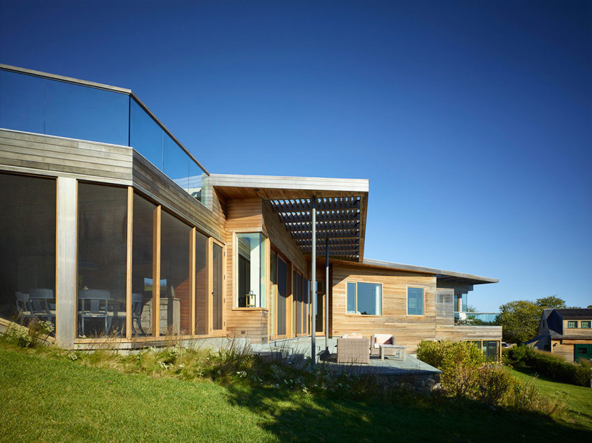 Vineyard Farm House by Charles Rose Architects (9)