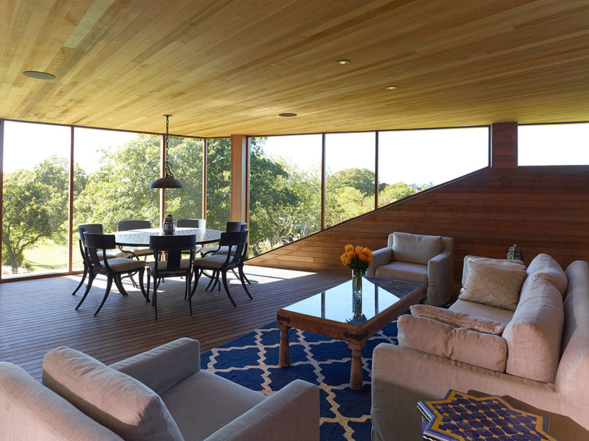 Vineyard Farm House by Charles Rose Architects (16)