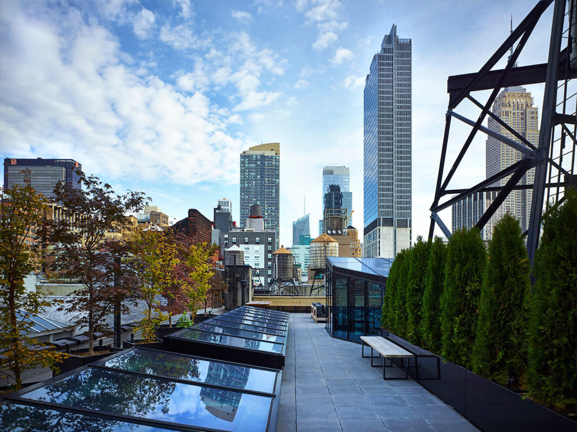 West 27th Street Penthouse by Charles Rose Architects (2)