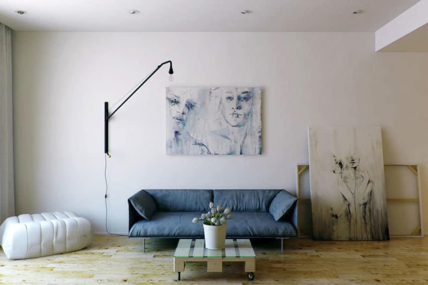 Wood and White by Oleg Trofimov (2)