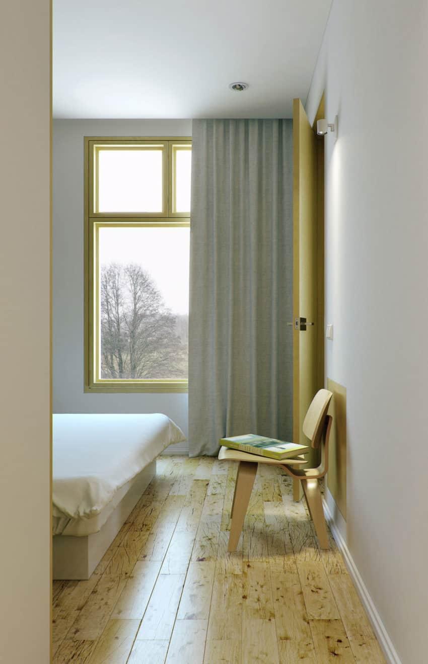 Wood and White by Oleg Trofimov (10)