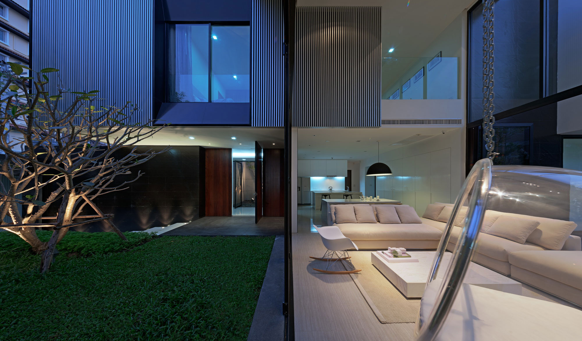 Ultra-Modern YAK Project By Ayutt and Associates Design