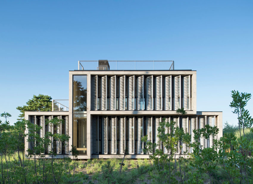 Amagansett Dunes by Bates Masi Architects (1)