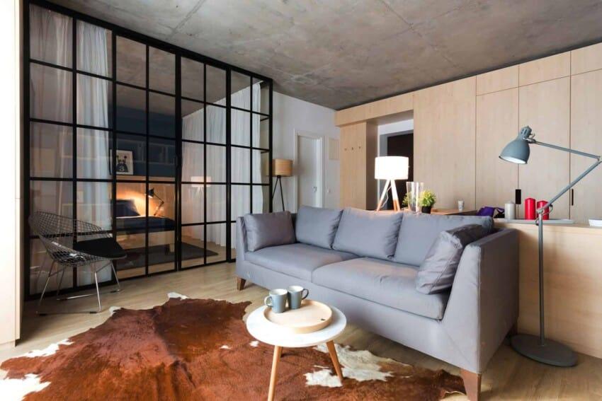 Apartment No. 3 by Bogdan Ciocodeică & Diana Roşu (1)