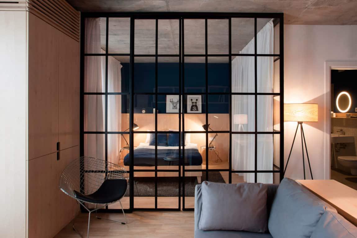Apartment No. 3 by Bogdan Ciocodeică & Diana Roşu (4)