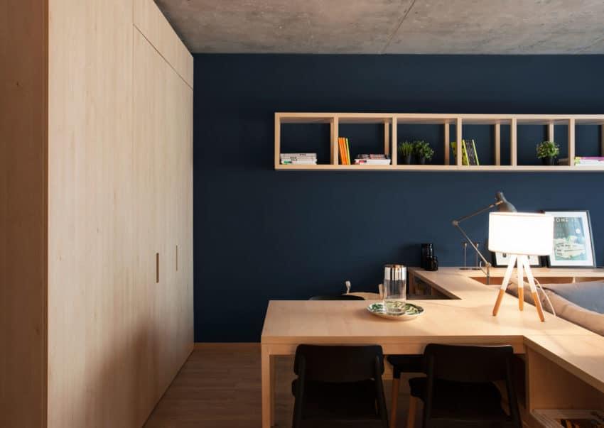 Apartment No. 3 by Bogdan Ciocodeică & Diana Roşu (8)