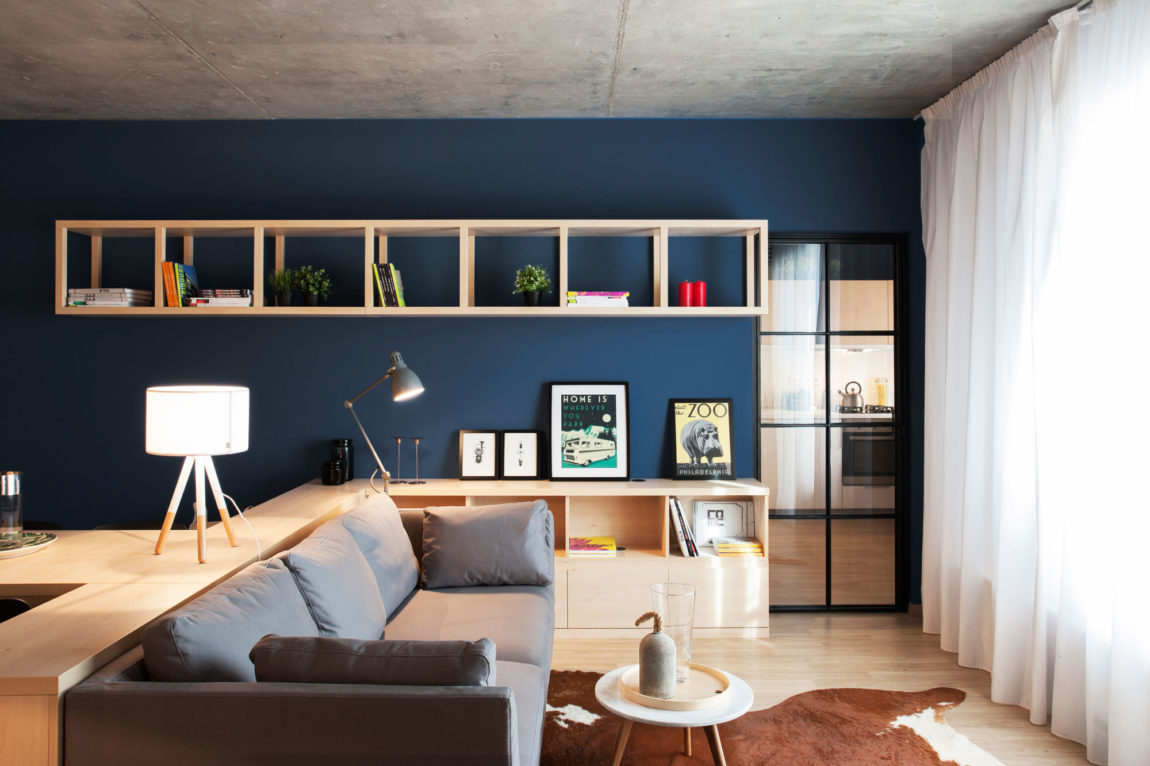 Apartment No. 3 by Bogdan Ciocodeică & Diana Roşu (9)