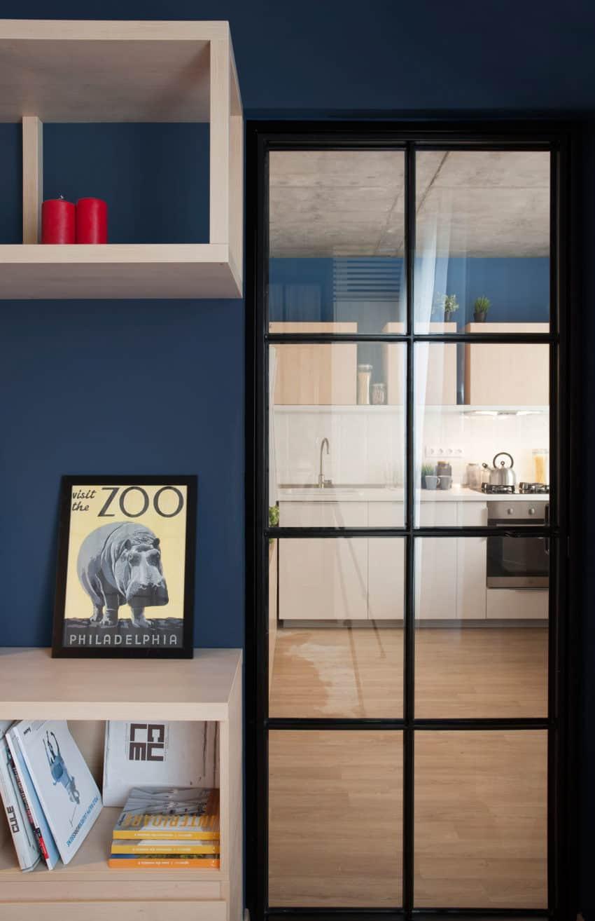 Apartment No. 3 by Bogdan Ciocodeică & Diana Roşu (10)