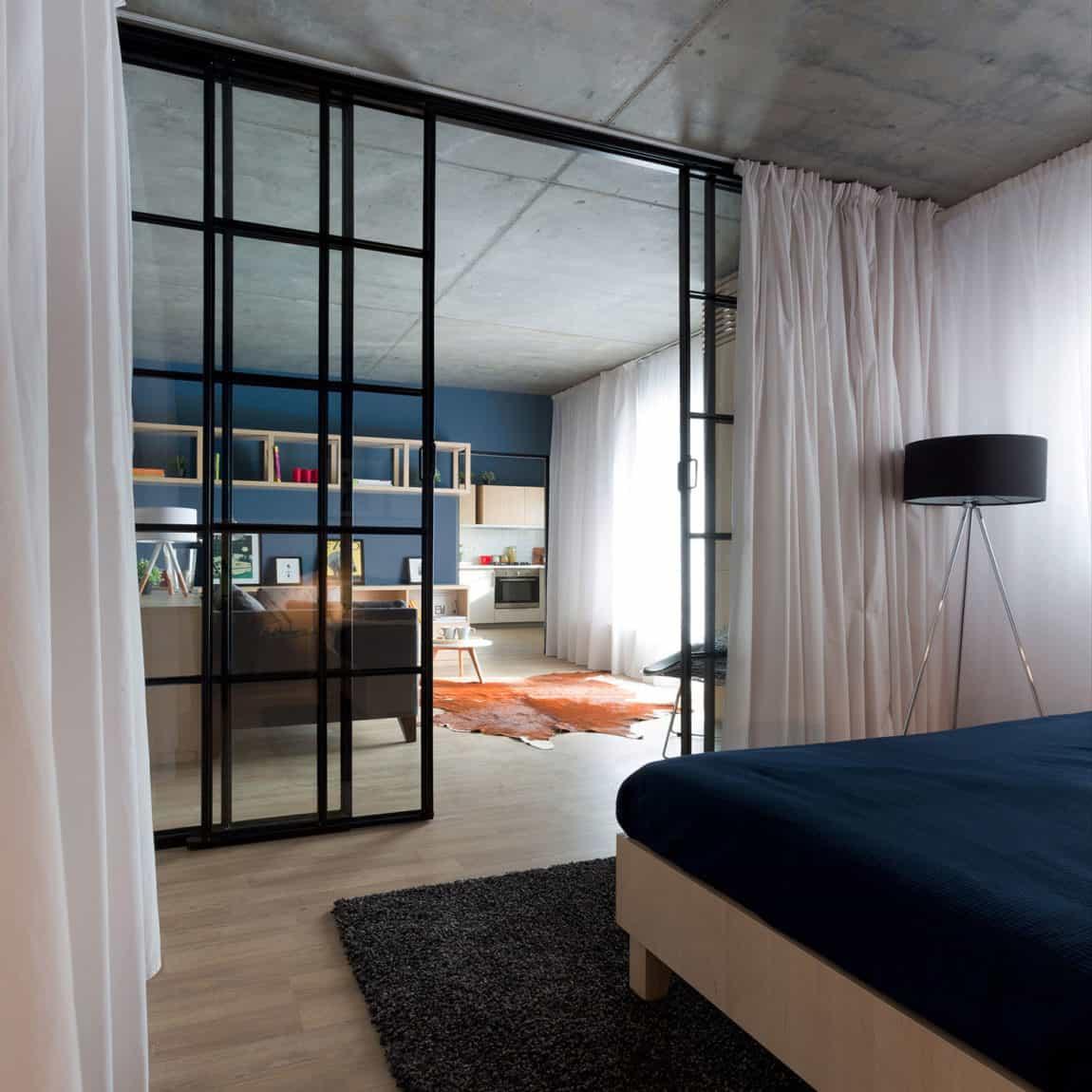Apartment No. 3 by Bogdan Ciocodeică & Diana Roşu (15)