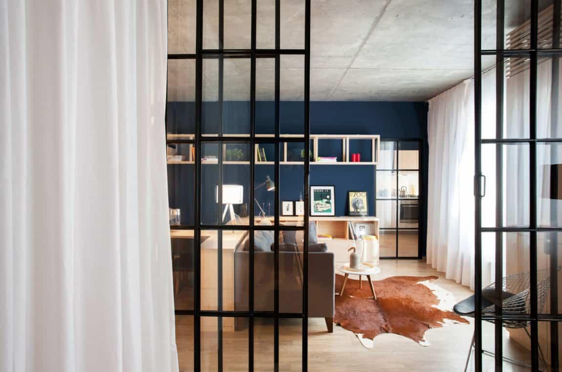 Apartment No. 3 by Bogdan Ciocodeică & Diana Roşu (17)