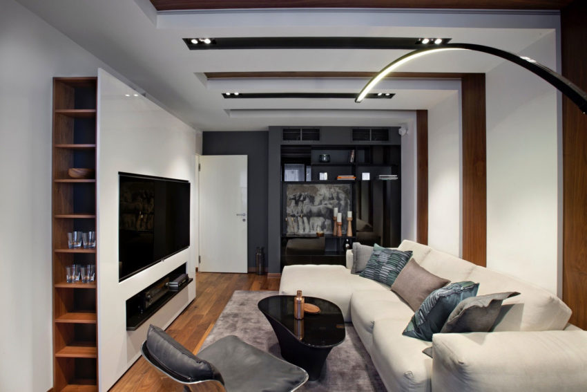 Apartment for a Young Man by Design3 (4)