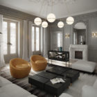 Apartment in Paris by ART BURO (1)