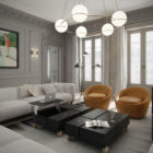 Apartment in Paris by ART BURO (2)