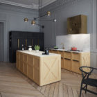 Apartment in Paris by ART BURO (3)