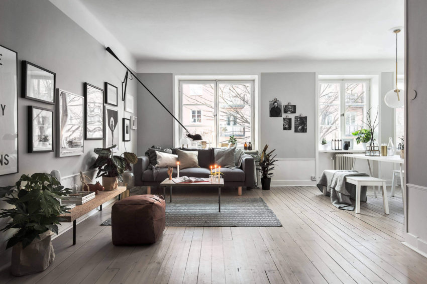 Apartment in Stockholm by Scandinavian Homes (1)