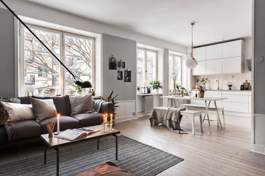 Apartment in Stockholm by Scandinavian Homes (5)