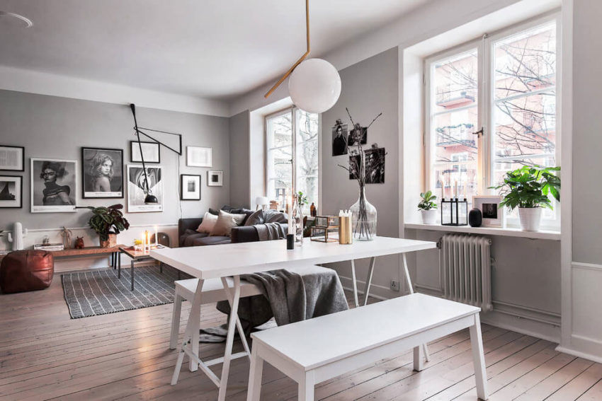 Apartment in Stockholm by Scandinavian Homes (9)