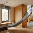 Apartment with a Slide by KI Design (4)