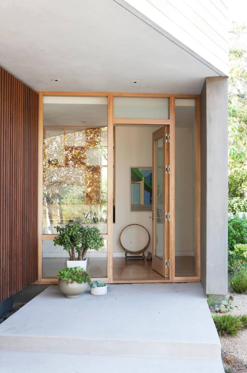 Disc interiors design a contemporary residence in santa - Residence santa monica canyon en californie ...