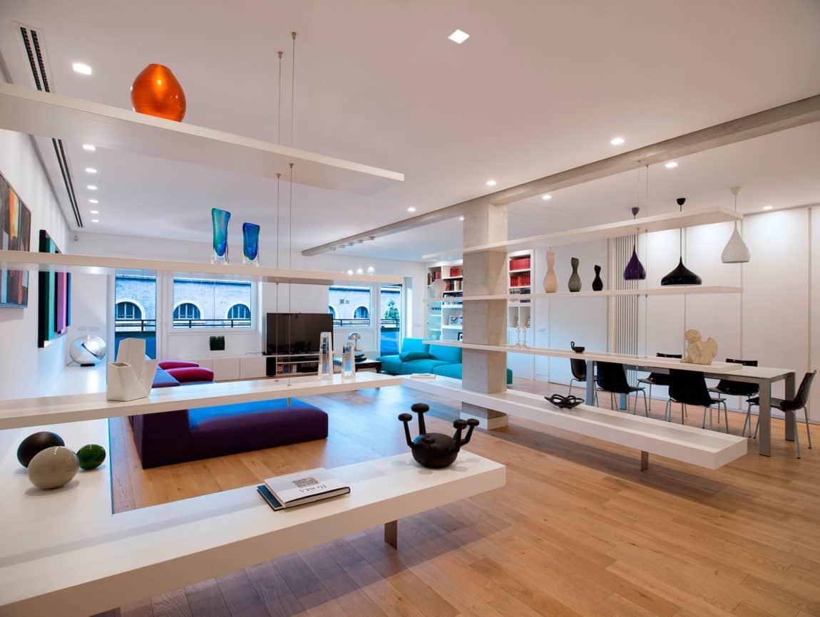 A chic contemporary home in rome - Casa chic roma ...