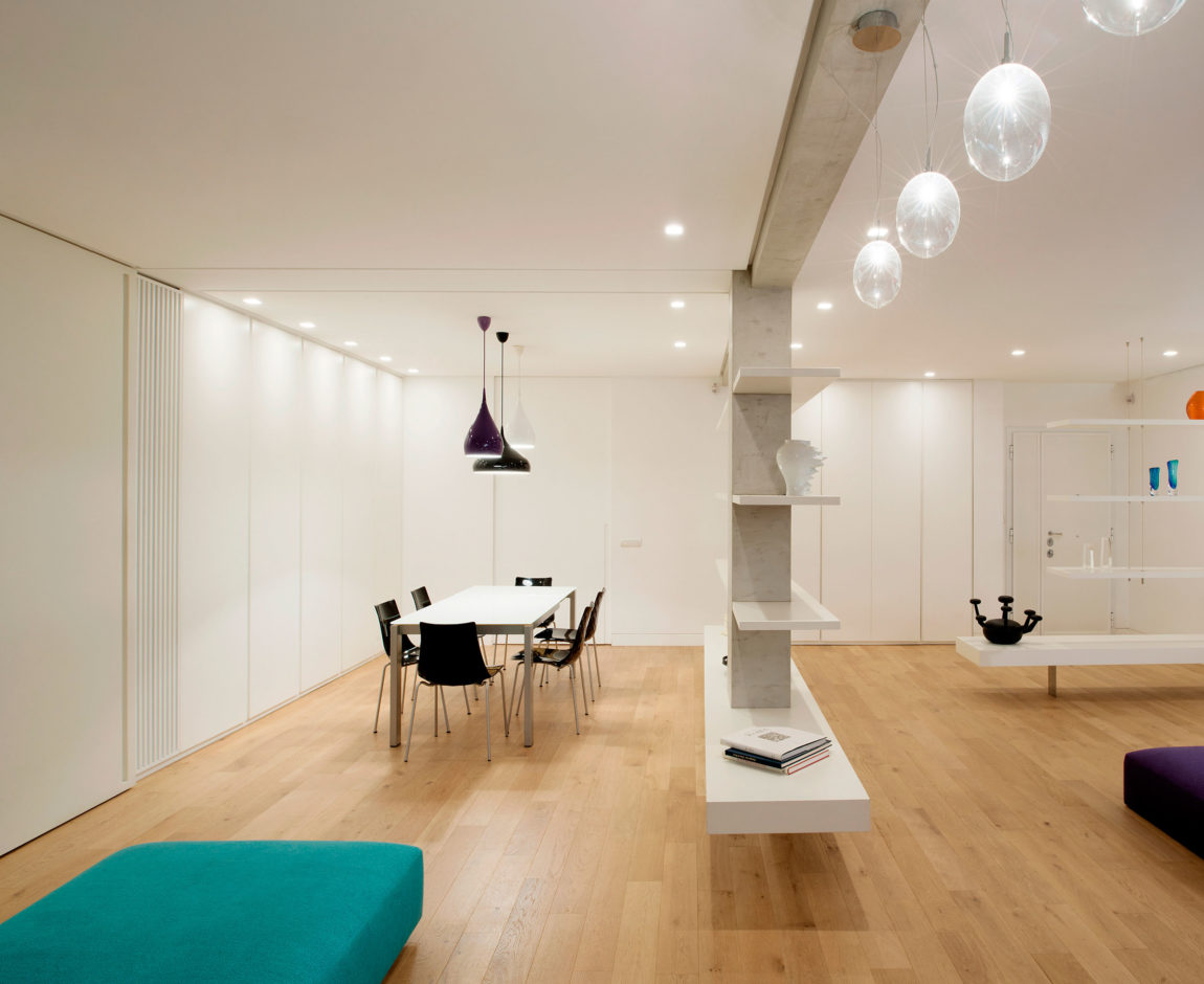 Casa Trastavere by Arabella Rocca (6)