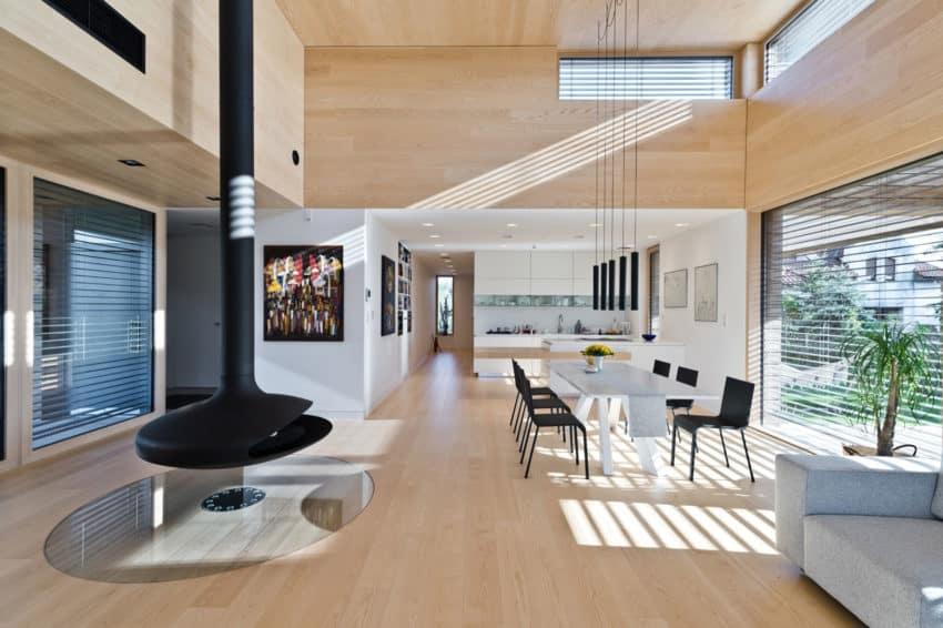 Cedar House by Mariusz Wrzeszcz Office (7)