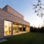 Cedar House by Mariusz Wrzeszcz Office (13)