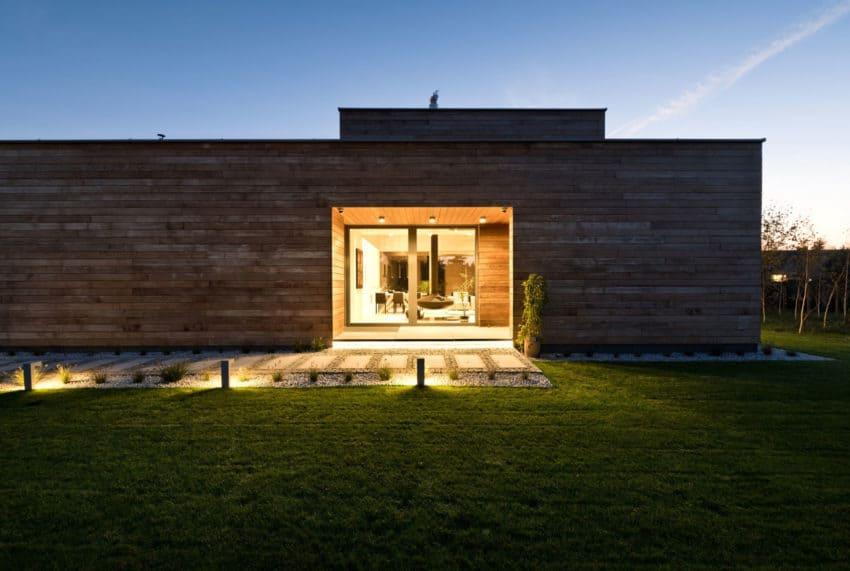 Cedar House by Mariusz Wrzeszcz Office (14)