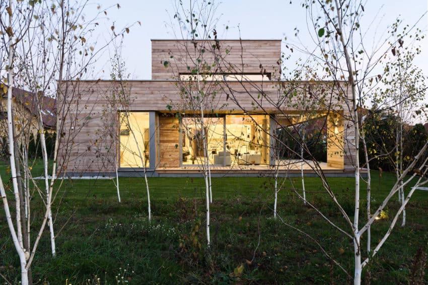 Cedar House by Mariusz Wrzeszcz Office (15)