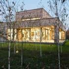 Cedar House by Mariusz Wrzeszcz Office (16)