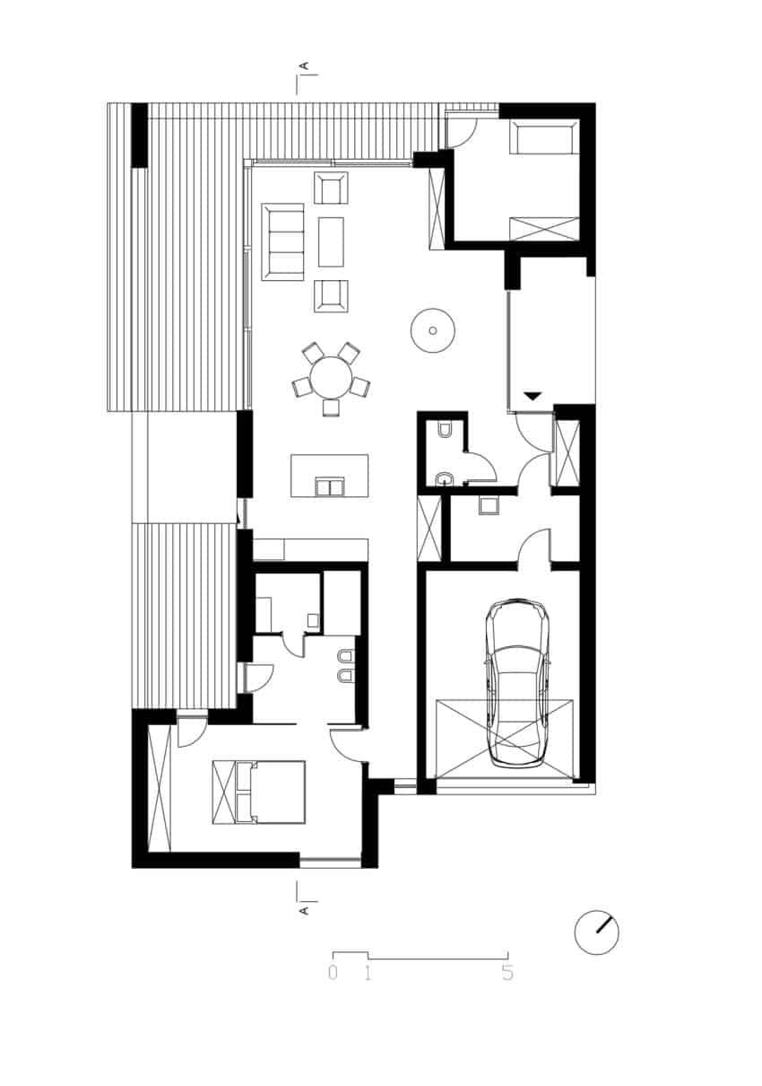Cedar House by Mariusz Wrzeszcz Office (18)