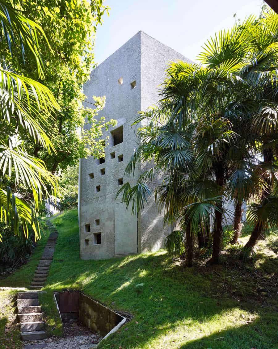 Concrete House in Caviano by Wespi de Meuron Romeo Arch (2)