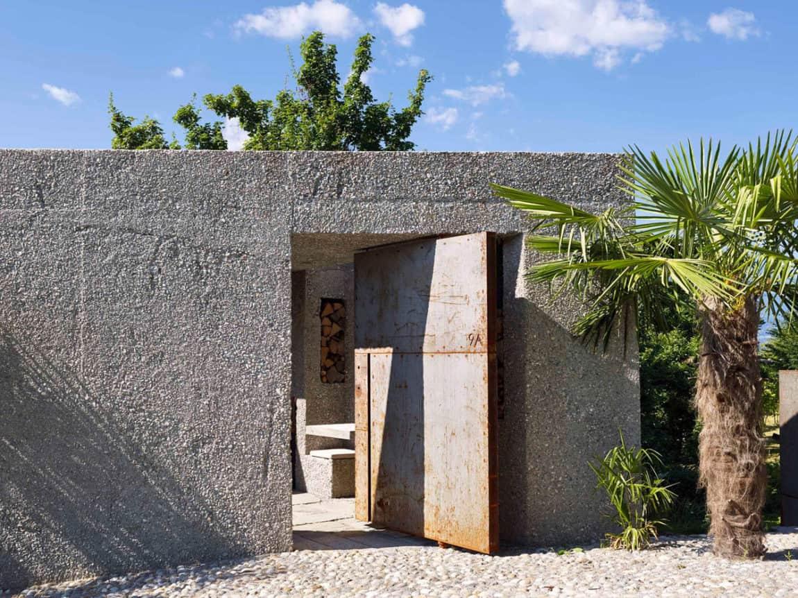 Concrete House in Caviano by Wespi de Meuron Romeo Arch (6)