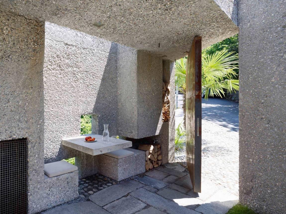 Concrete House in Caviano by Wespi de Meuron Romeo Arch (7)
