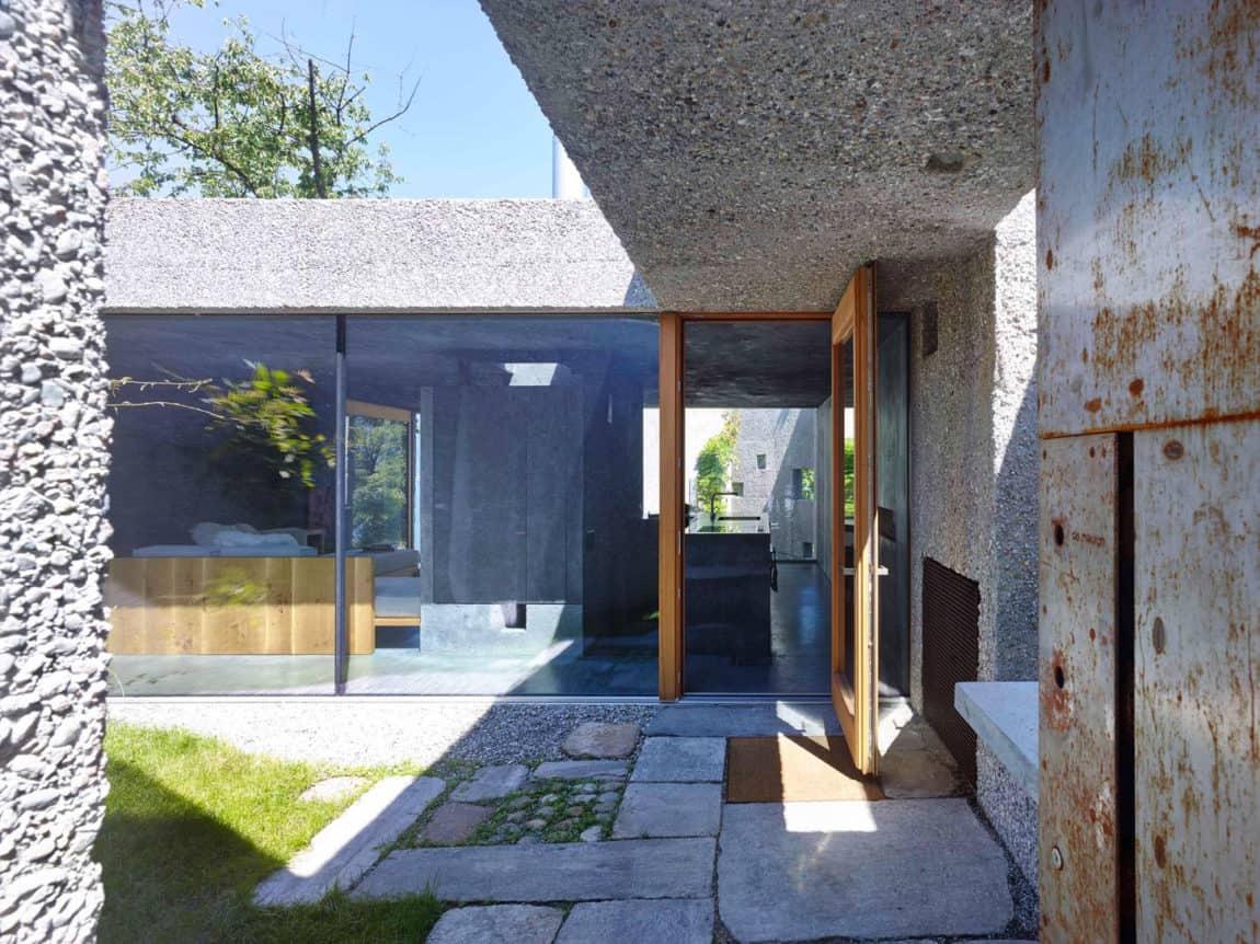 Concrete House in Caviano by Wespi de Meuron Romeo Arch (8)