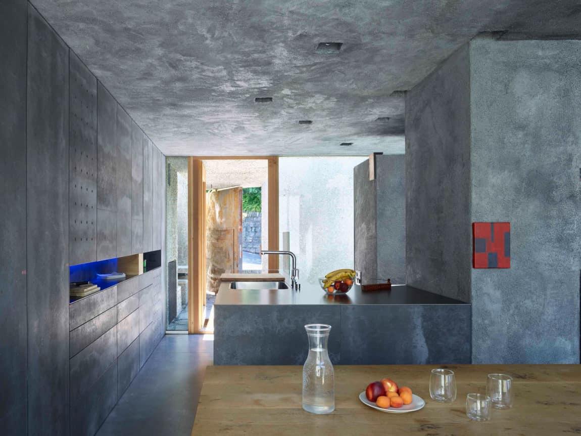 Concrete House in Caviano by Wespi de Meuron Romeo Arch (10)