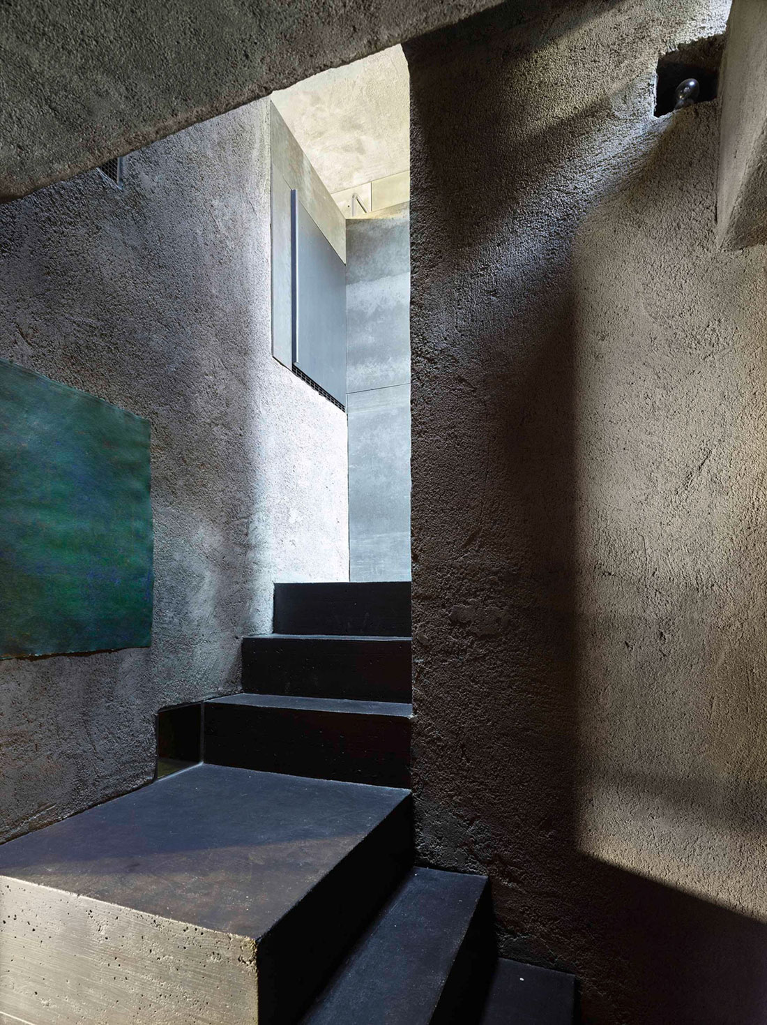 Concrete House in Caviano by Wespi de Meuron Romeo Arch (14)
