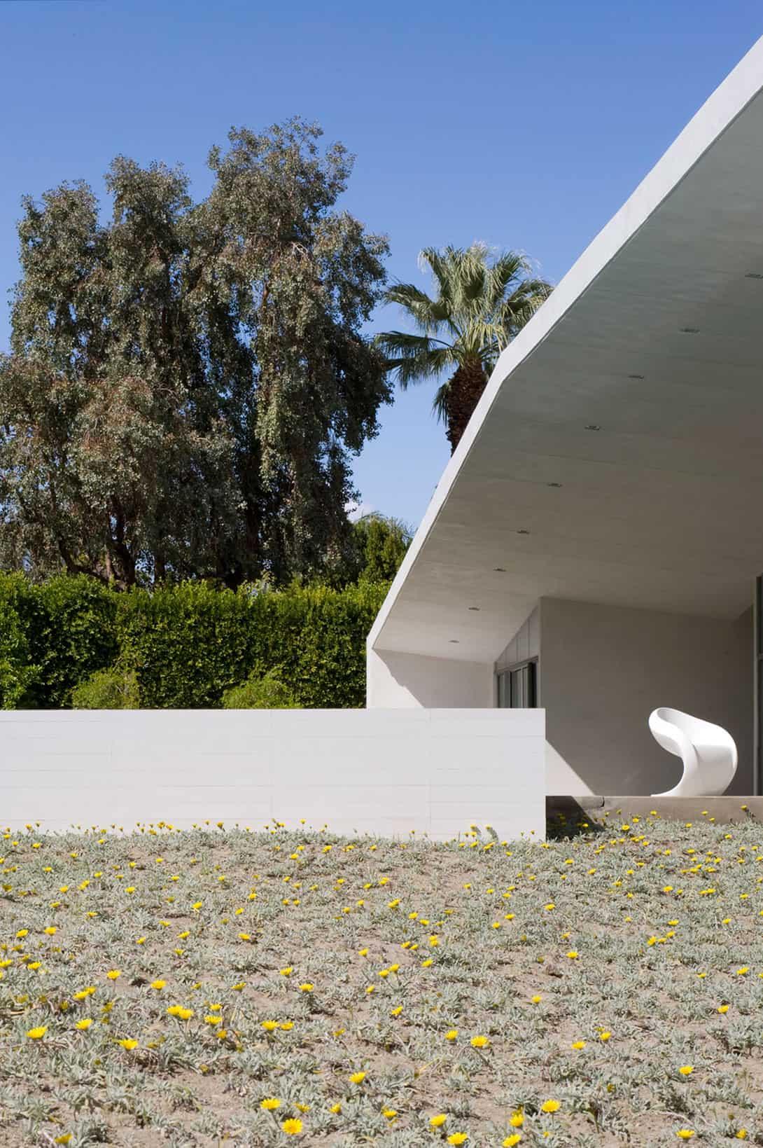 Desert Canopy House by Sander Architects (2)
