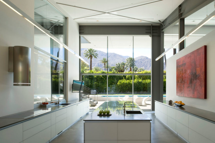 Desert Canopy House by Sander Architects (7)