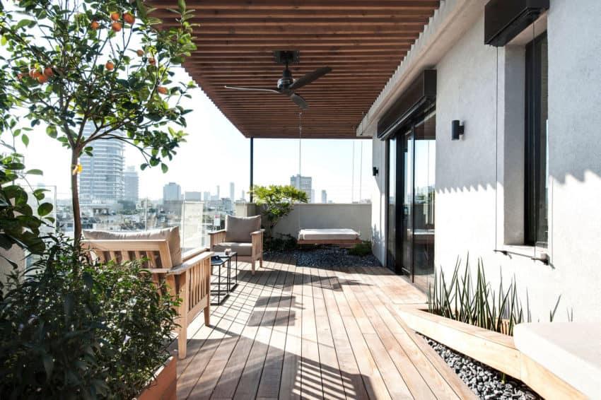 Duplex Penthouse by Toledano +Architects (1)