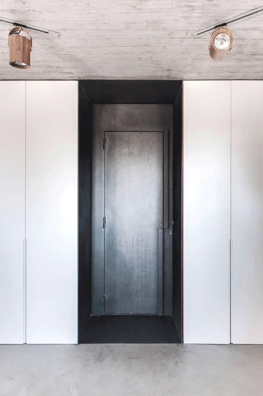 Duplex Penthouse by Toledano +Architects (5)
