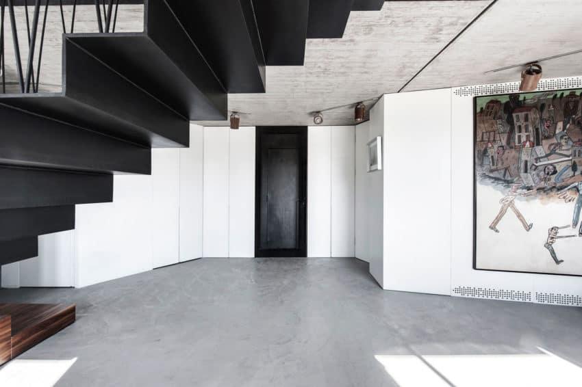 Duplex Penthouse by Toledano +Architects (6)
