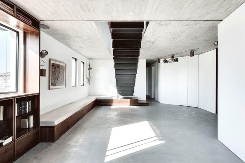 Duplex Penthouse by Toledano +Architects (9)