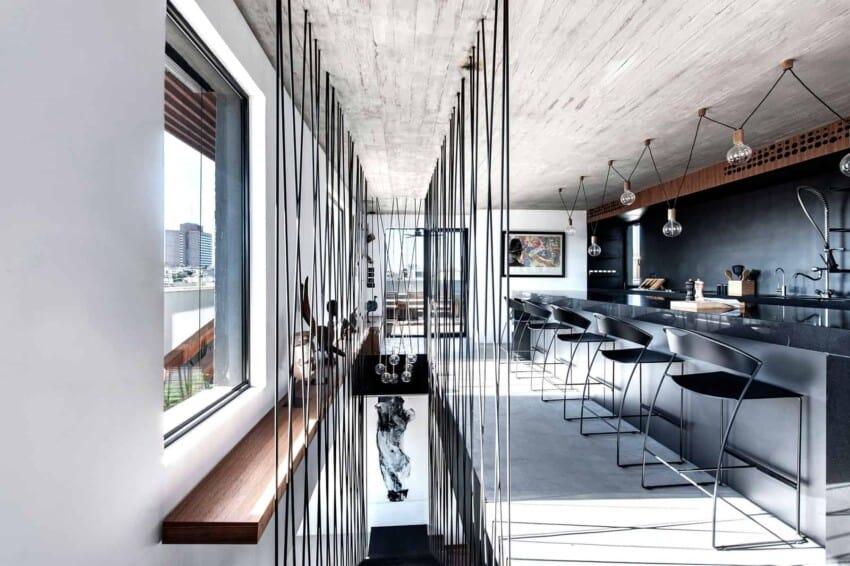 Duplex Penthouse by Toledano +Architects (12)