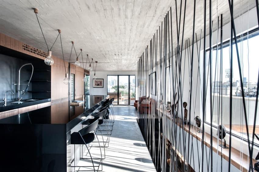 Duplex Penthouse by Toledano +Architects (13)