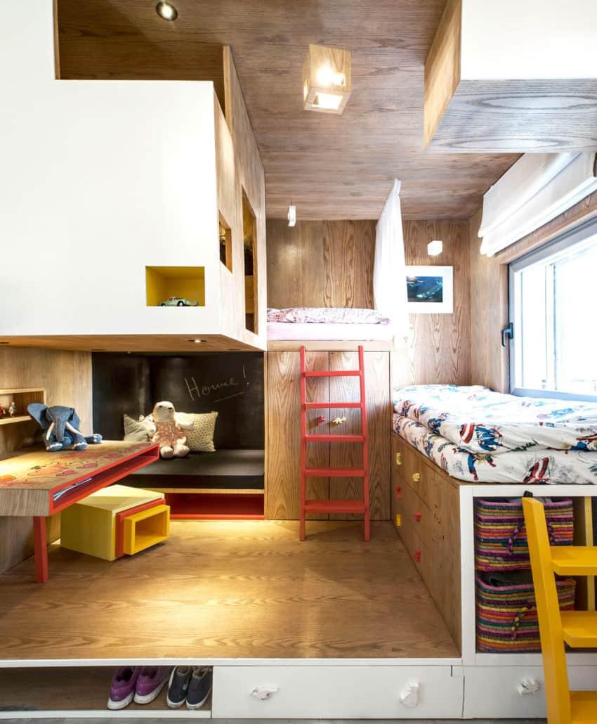 Duplex Penthouse by Toledano +Architects (18)