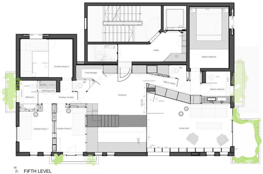 Duplex Penthouse by Toledano +Architects (19)