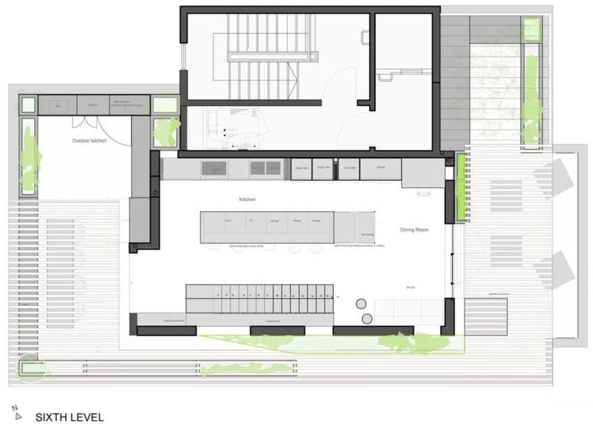 Duplex Penthouse by Toledano +Architects (20)