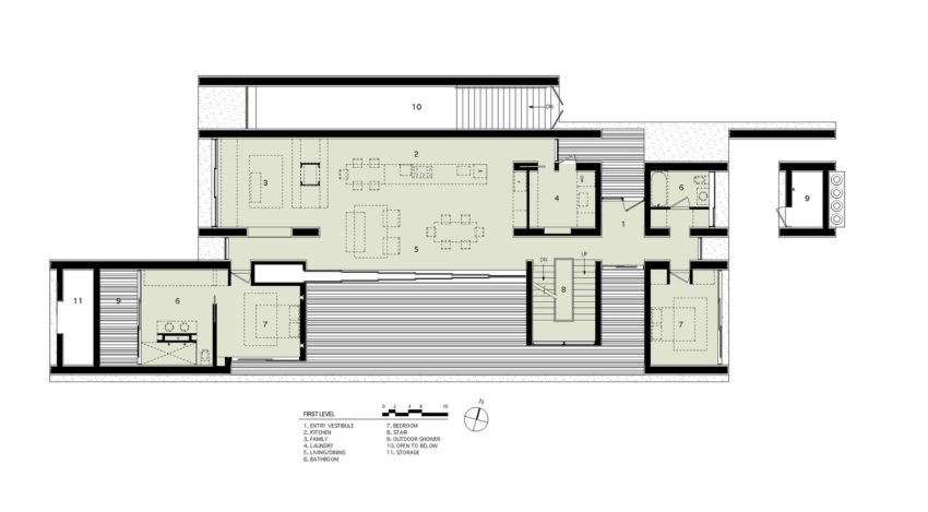 Elizabeth II By Bates Masi Architects (14)