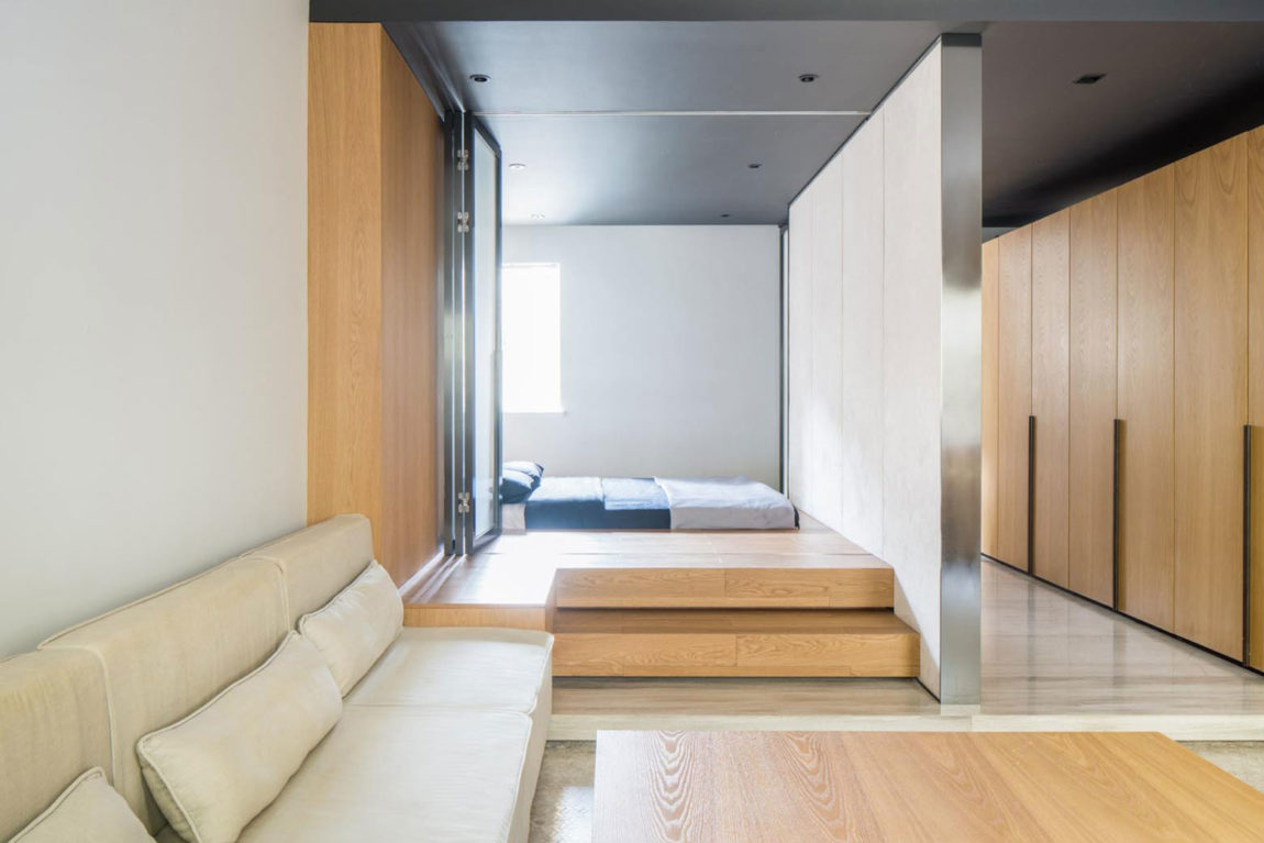 Folding Apartment by MoreDesignOffice (7)
